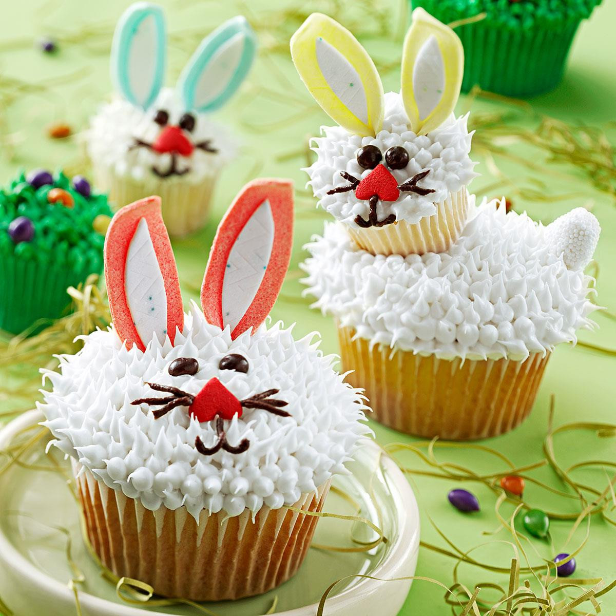 Easter Bunny Cupcakes the 20 Best Ideas for Easter Bunny Cupcakes Recipe