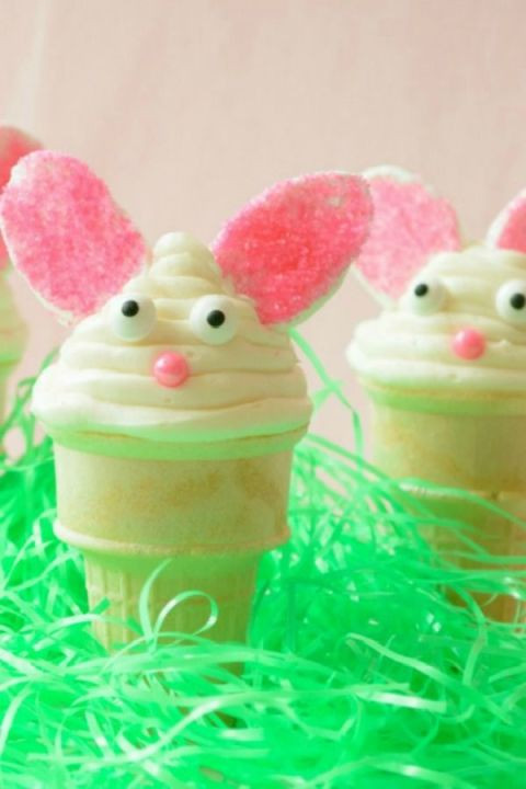 Easter Bunny Desserts  11 Easy Easter Desserts That Are Almost Too Adorable To