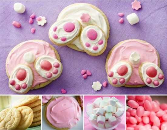 Easter Bunny Desserts  20 Cutest DIY Easter Treats and Desserts