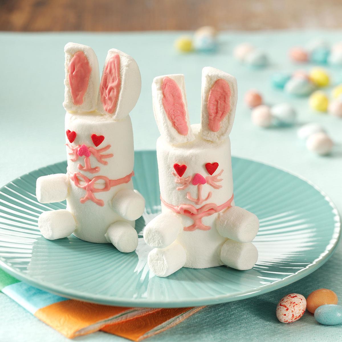Easter Bunny Desserts  Easter Bunny Treats Recipe