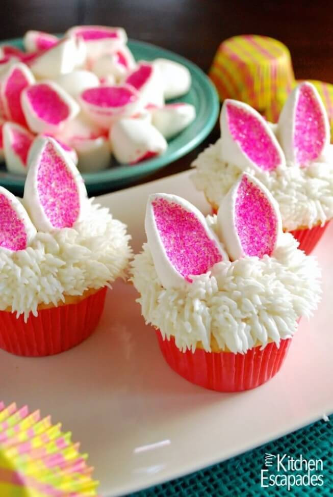Easter Bunny Desserts  23 Adorable Easter Desserts Spaceships and Laser Beams