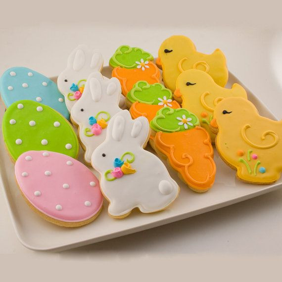 Easter Bunny Sugar Cookies  25 Best Ideas about Easter Cookies on Pinterest