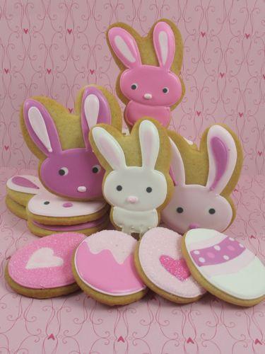 Easter Bunny Sugar Cookies  AMAZING Easter Cookies – The Sweet Adventures of Sugar Belle