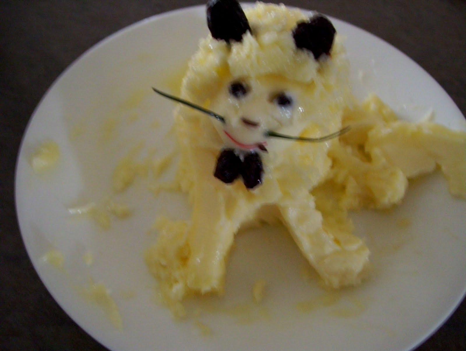 Easter Butter Lamb  Food Memories 23 Easter Butter Lamb Butter vs Margarine