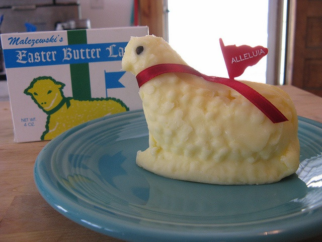 Easter Butter Lamb  31 best images about Butter lamb on Pinterest