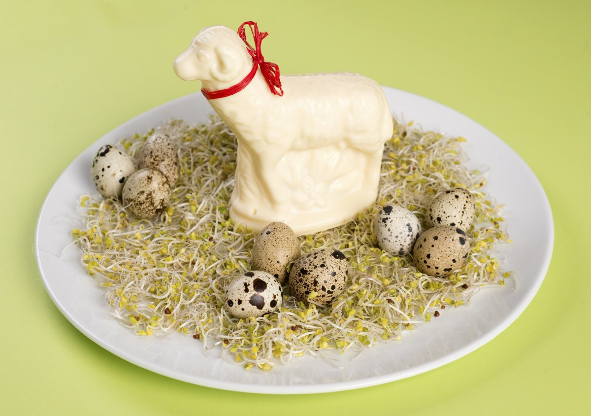 Easter Butter Lamb  Here s what people around the globe eat on Easter