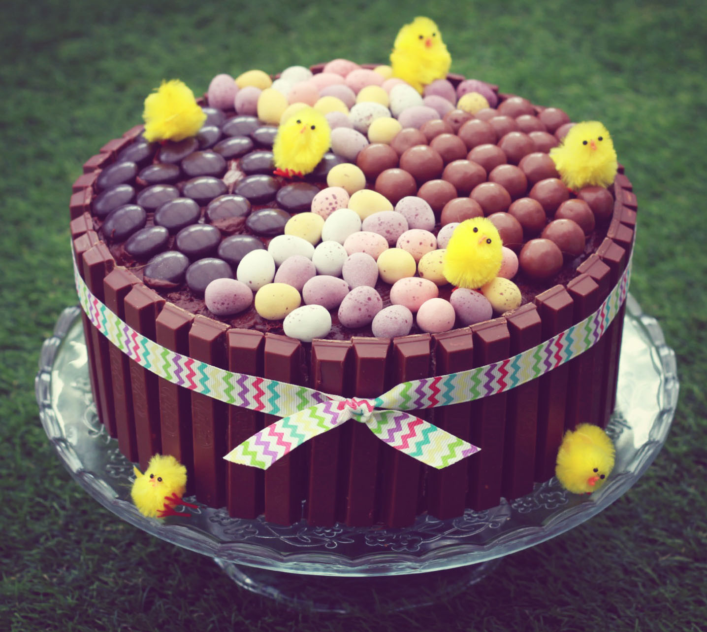Easter Cake Recipes  Chocolate fudge cake showstopper for Easter