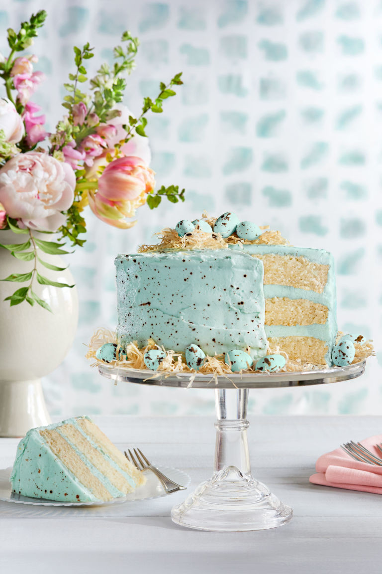 Easter Cake Recipes  Portobello Design Spring Recipe The Most Beautiful