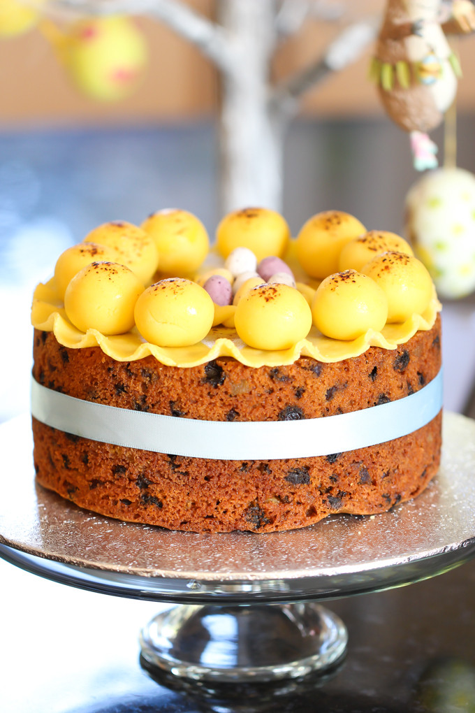 Easter Cake Recipes  Simnel Cake Recipe — Dishmaps