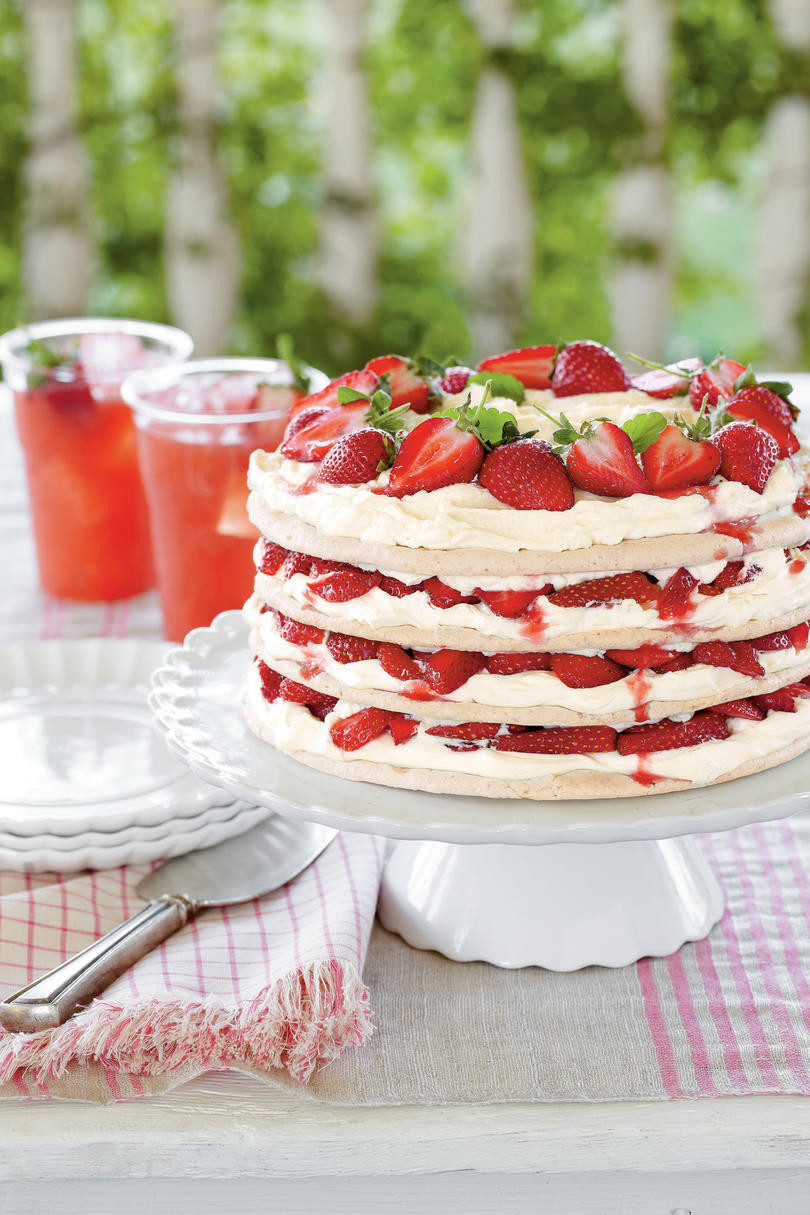 Easter Cake Recipes  Divine Easter Dessert Recipes Southern Living