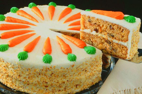 Easter Carrot Cake  Carrot Cake Gifts Ideas for Easter