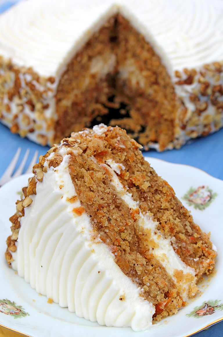 Easter Carrot Cake  25 Best Carrot Cake Recipes That are Another Name for
