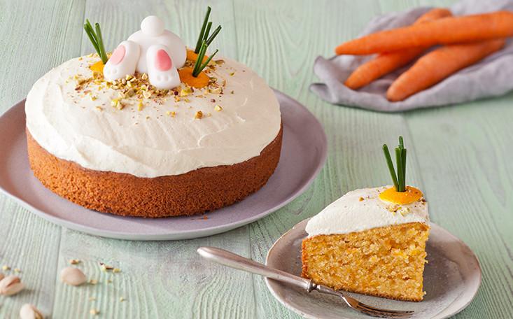 Easter Carrot Cake  Simple Easter Carrot Cake Recipe Bake With Stork Bake