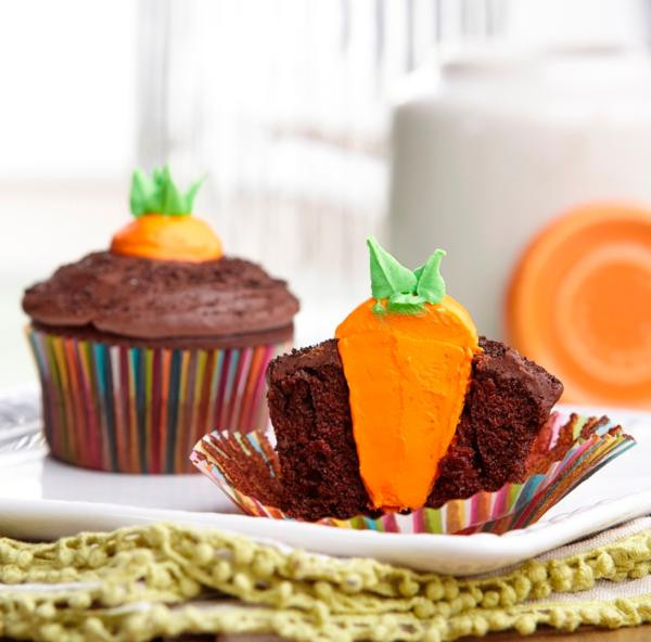 Easter Carrot Cake Cupcakes  Easter Cupcake Ideas 5 Yummy Recipes for you to try