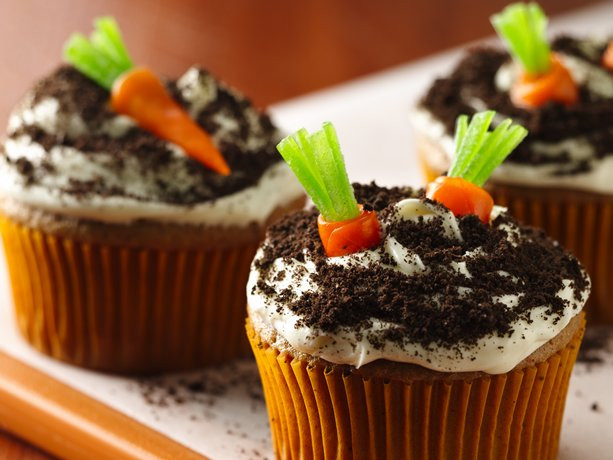 Easter Carrot Cake Cupcakes the top 20 Ideas About Cupcake Ideas Cupcakes All Things Cupcake