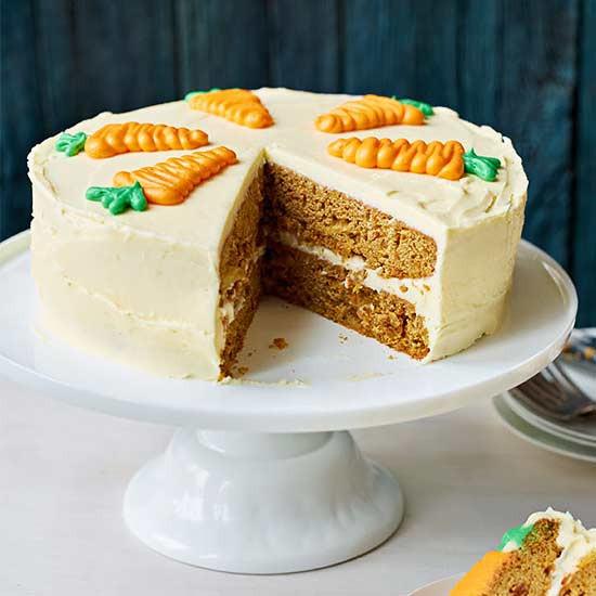 Easter Carrot Cake  Easter Carrot Cake