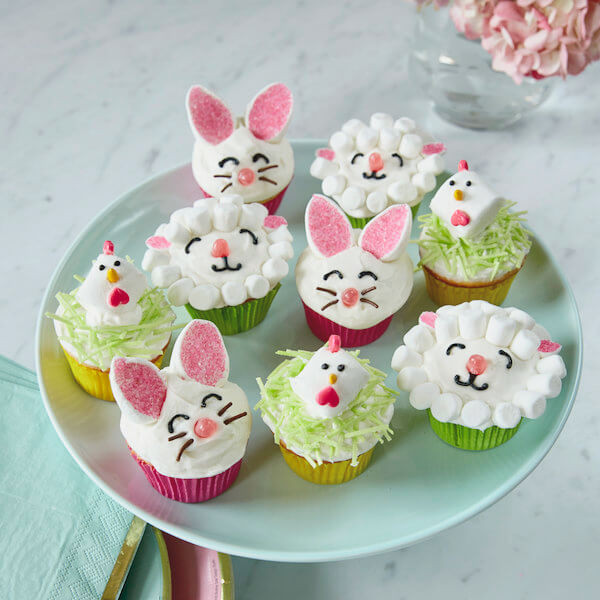 Easter Cupcakes Ideas  Easy and Cute Easter Cupcakes