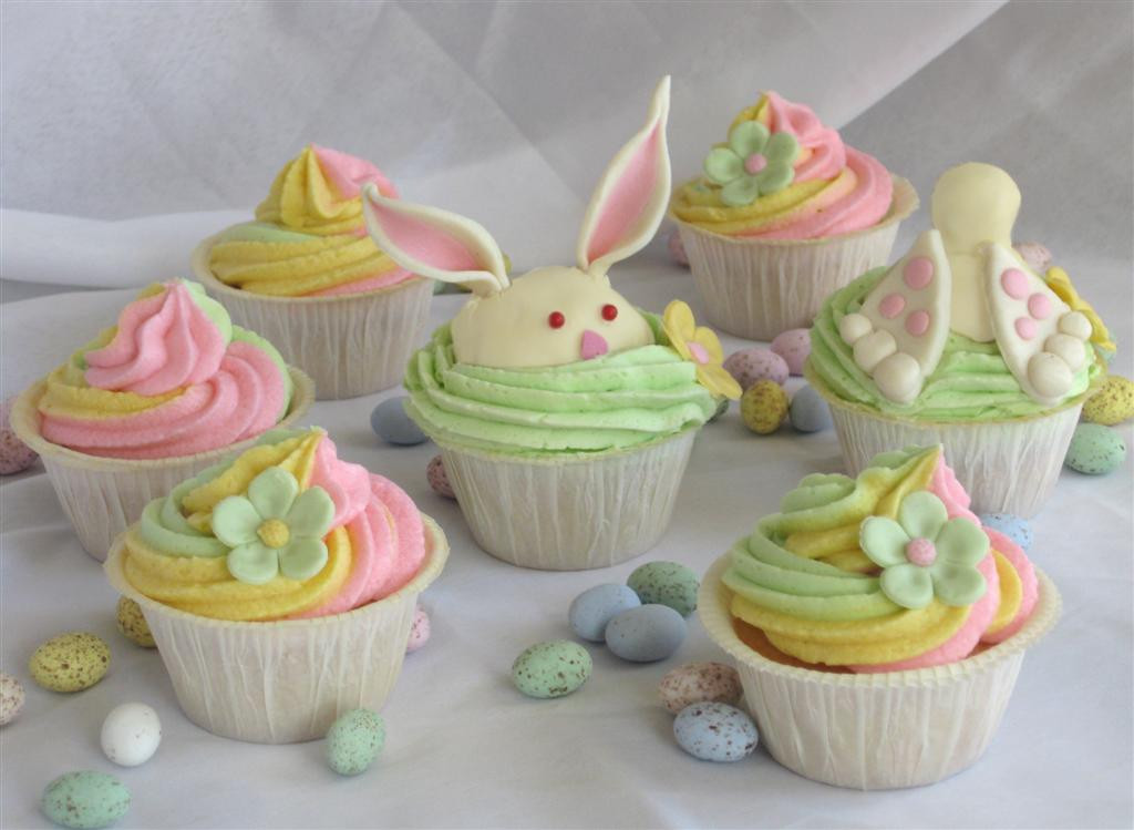 Easter Cupcakes Ideas  Sweet Easter cupcakes – English