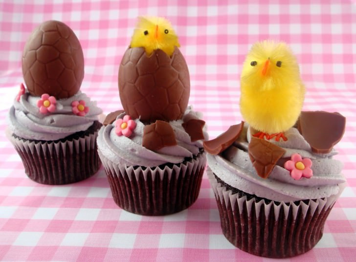 Easter Cupcakes Ideas  10 Amazing Easter Cupcakes Creative Ideas