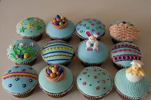 Easter Cupcakes Ideas  Delicious Easter Cupcakes Ideas Easter Cupcakes For Kids