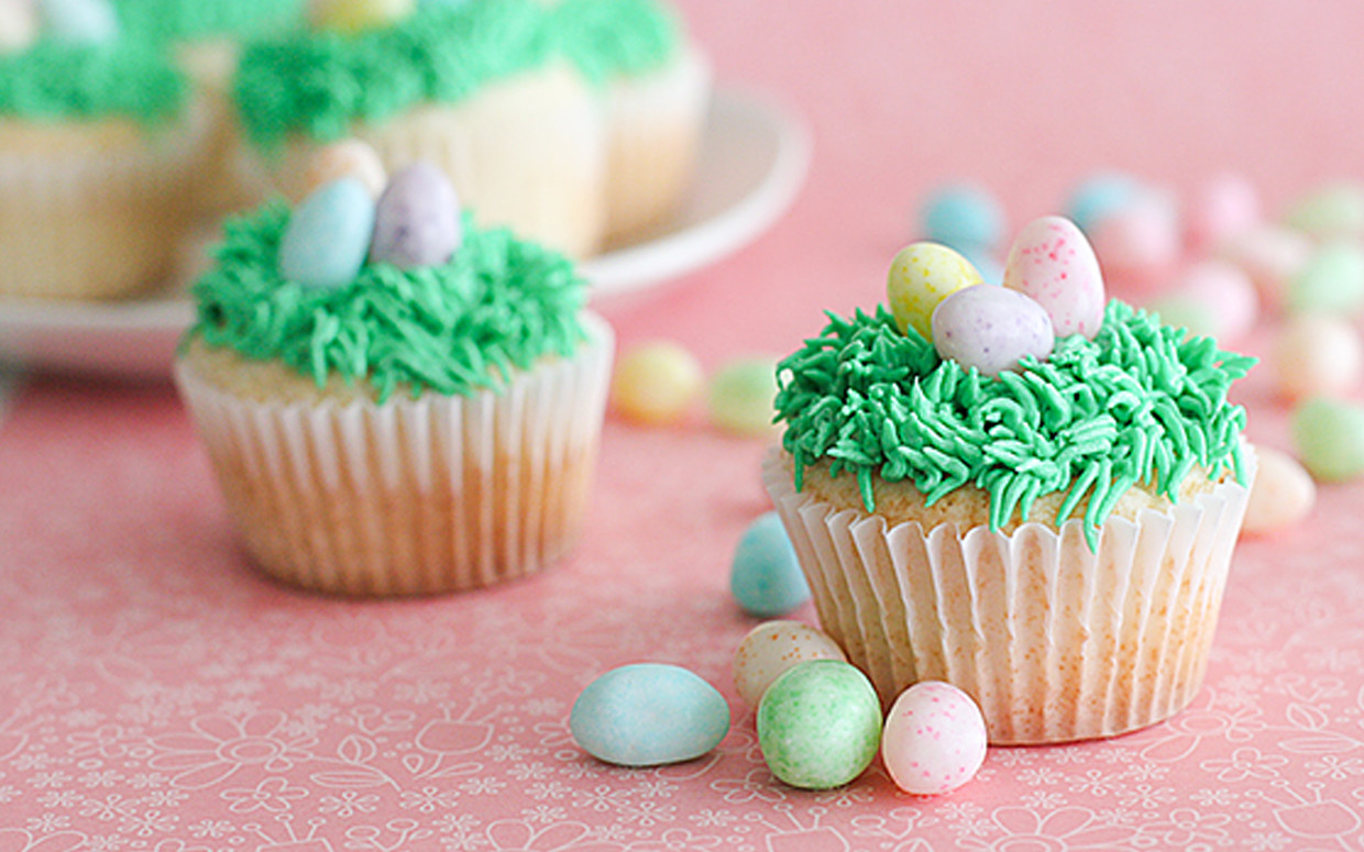 Easter Cupcakes Images  9 Yummy Easter Cupcake Ideas