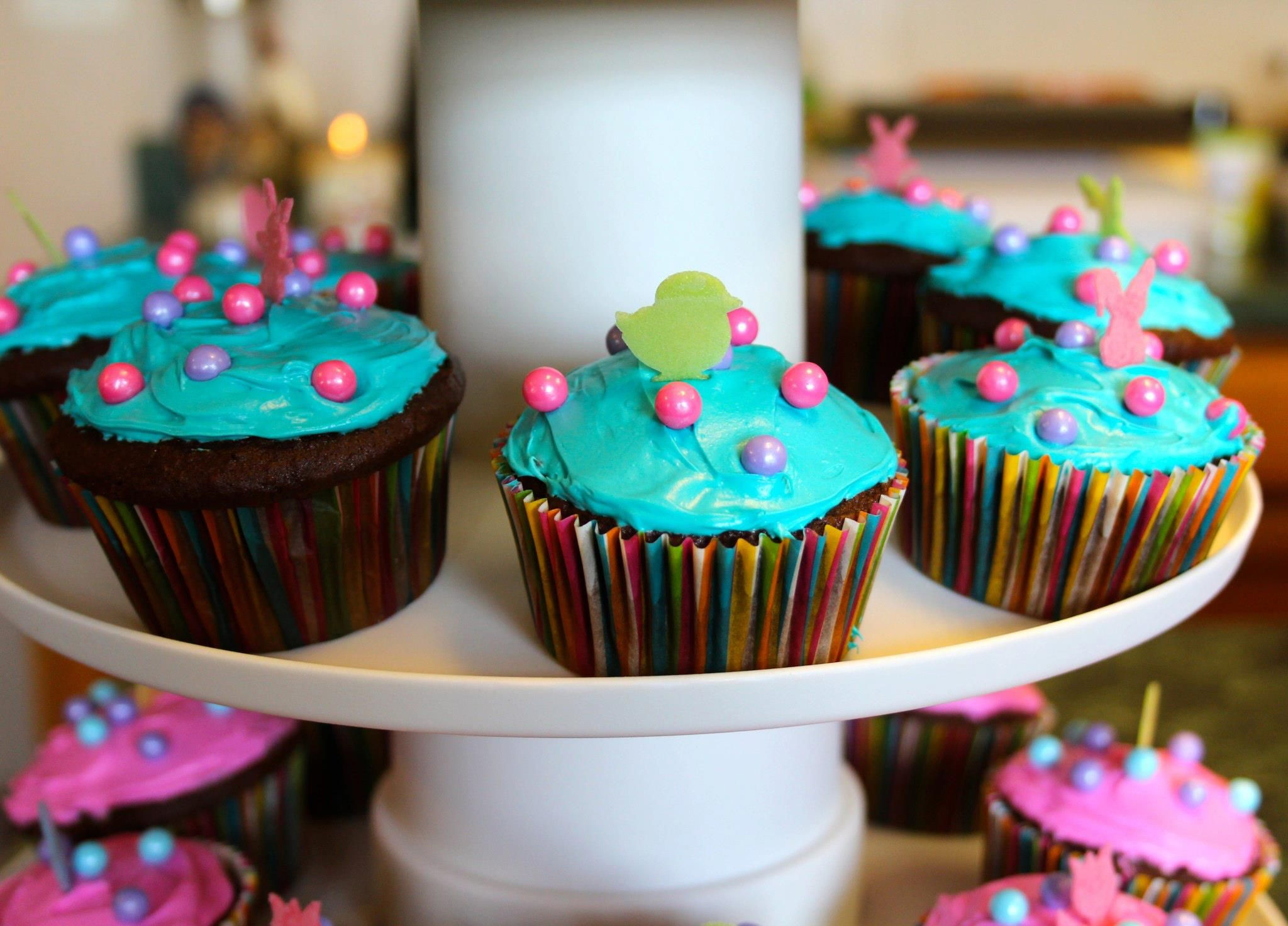 Easter Cupcakes Pinterest  Easter Cupcake Easter