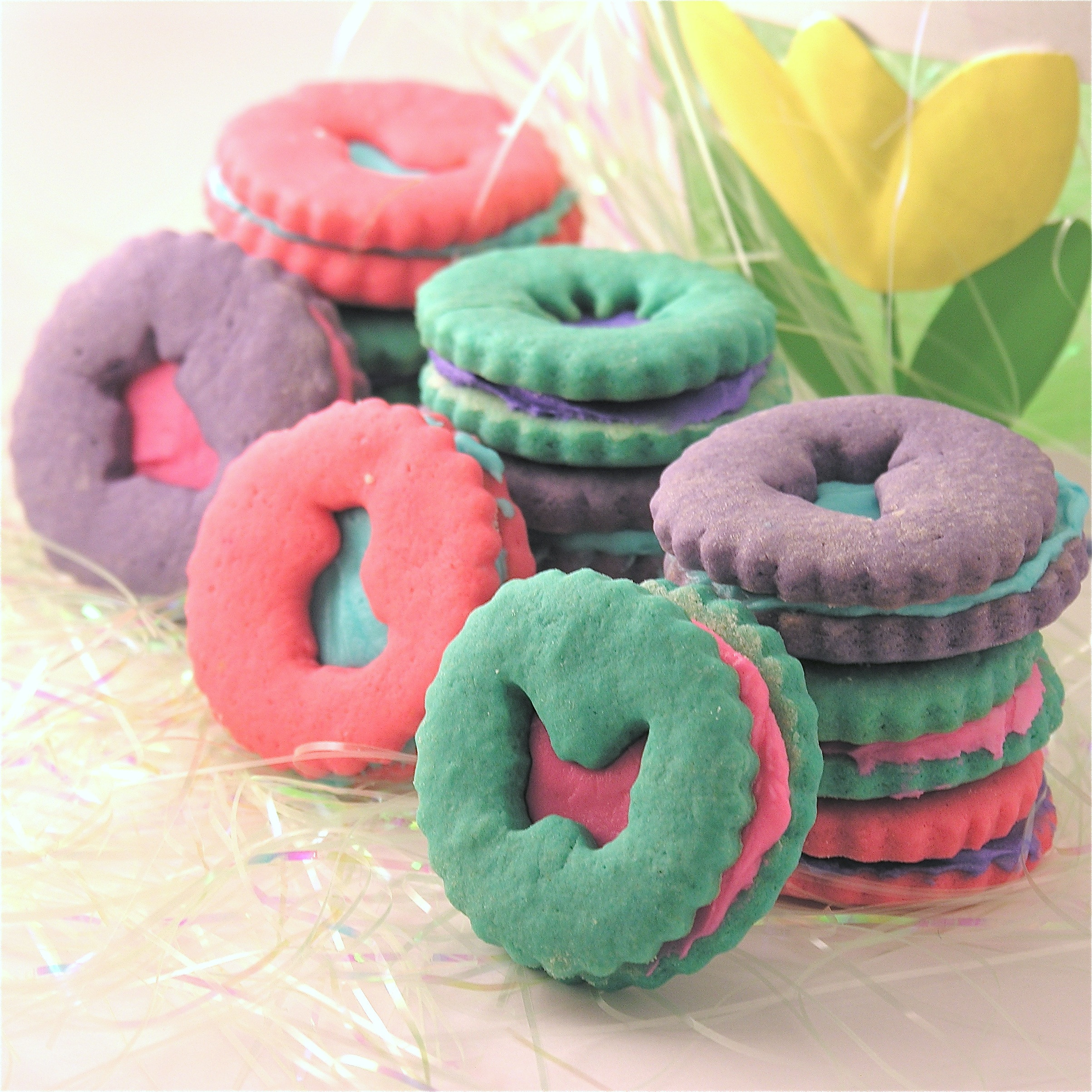 Easter Cut Out Cookies  Easy Lemon Cut out Cookies