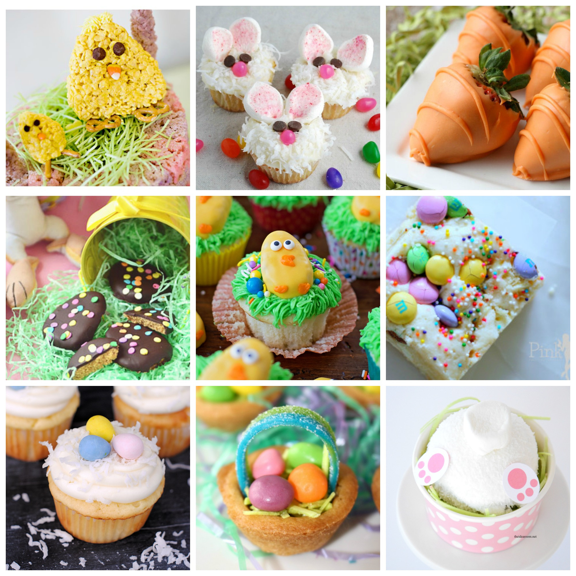 Easter Dessert Ideas  Easter Desserts 20 ideas for you The Country Chic Cottage