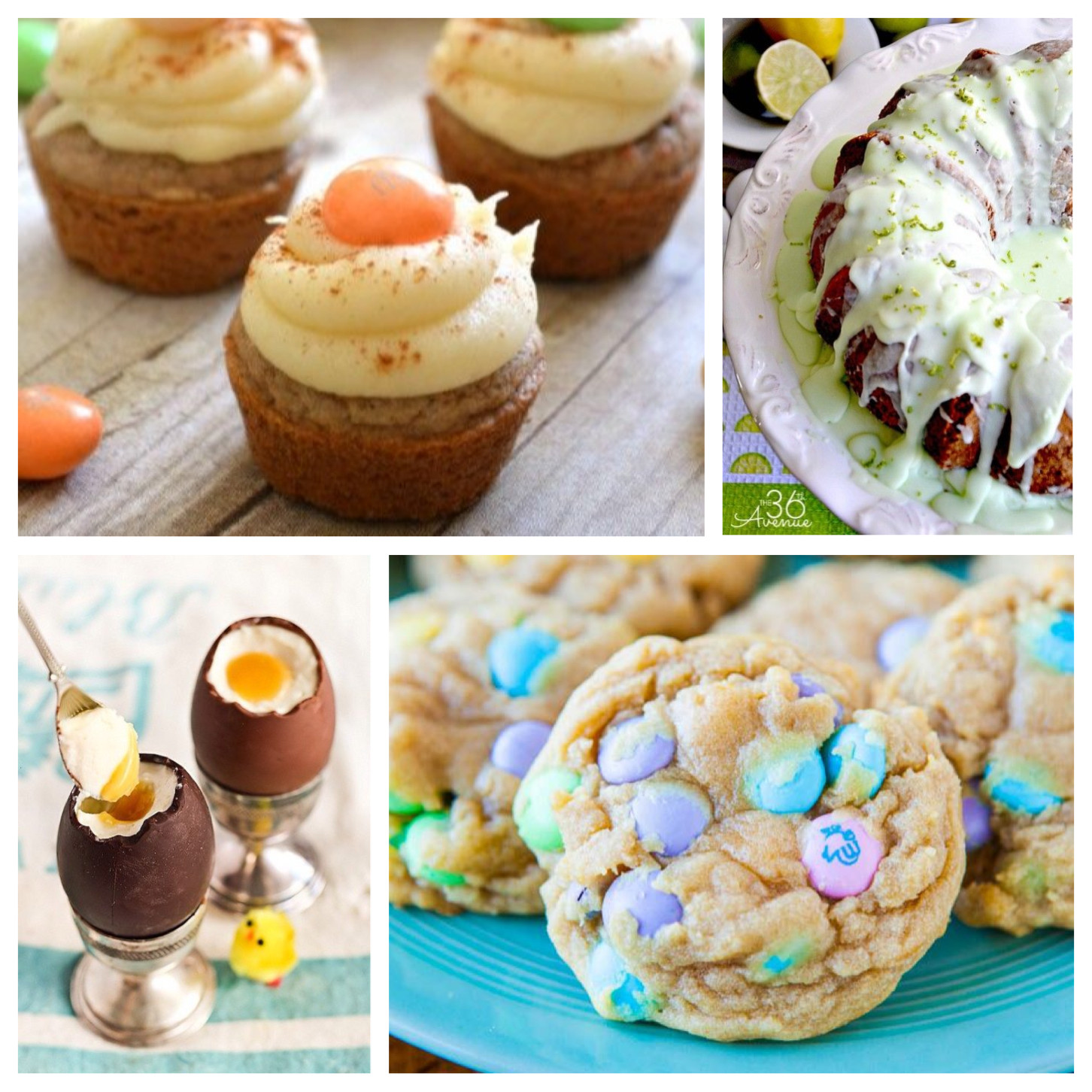Easter Dessert Ideas  Easter Desserts for Every Sweet Tooth