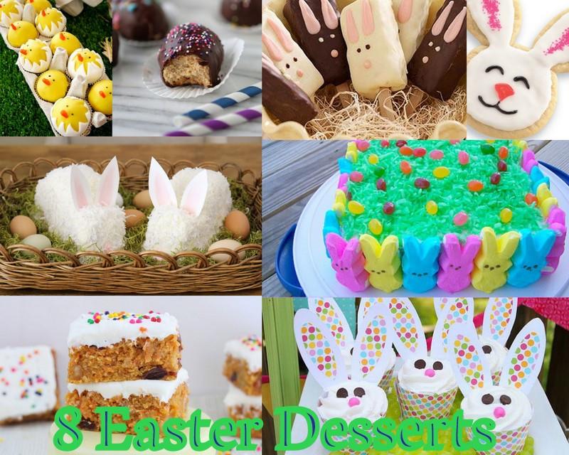 Easter Dessert Ideas  8 Easter Dessert Recipe Ideas