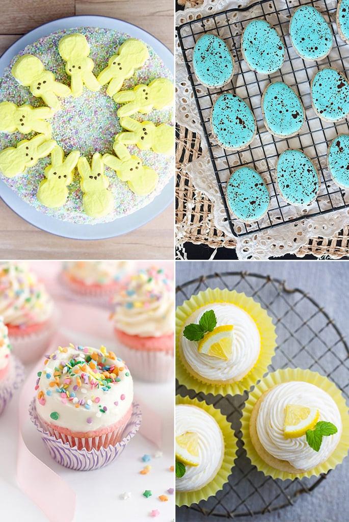 Easter Desserts Ideas  Fun Easter Dessert Ideas