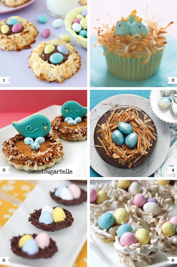 Easter Desserts Ideas  Easter treats