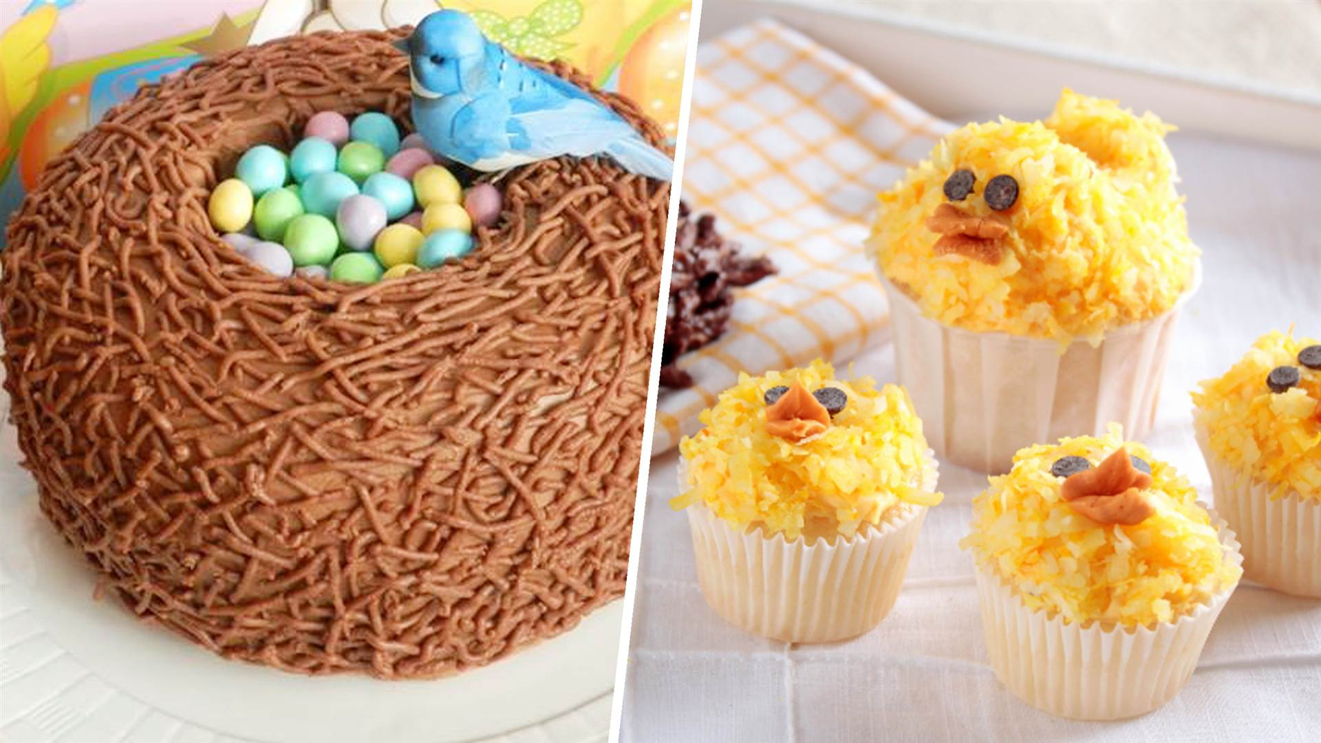 Easter Desserts Recipes  Easter Dessert Recipes TODAY