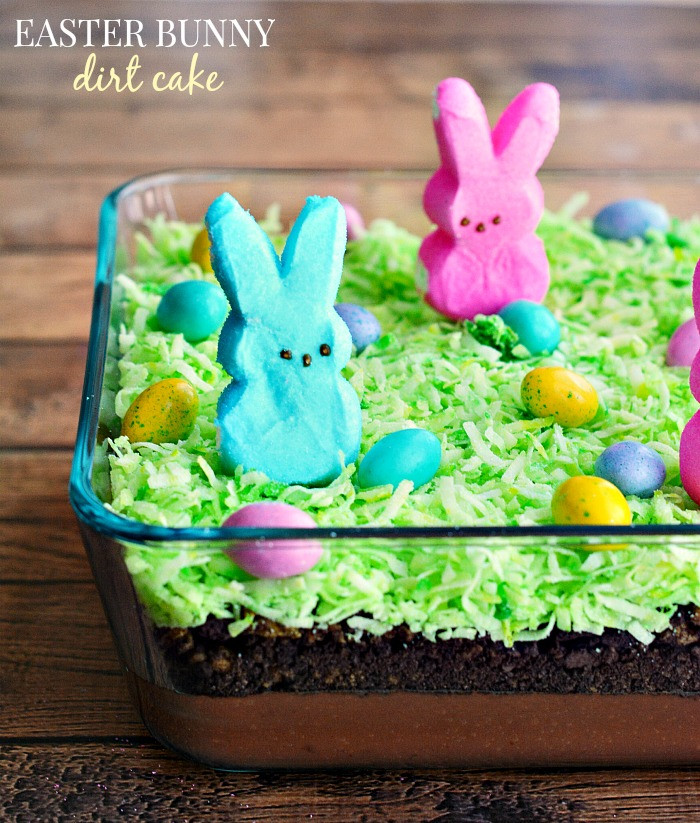 Easter Desserts With Peeps  20 Things to Make with Peeps