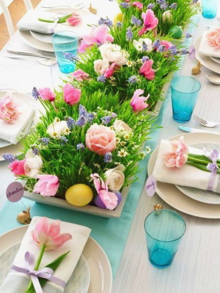 Easter Dinner 2019  valentine Easter Centerpieces Powerful s Easter