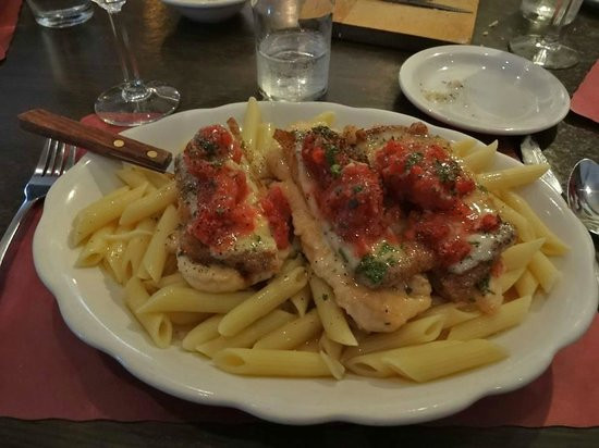 Easter Dinner Albany Ny  CHICKEN SORRENTINO Picture of Mangino s Ristorante
