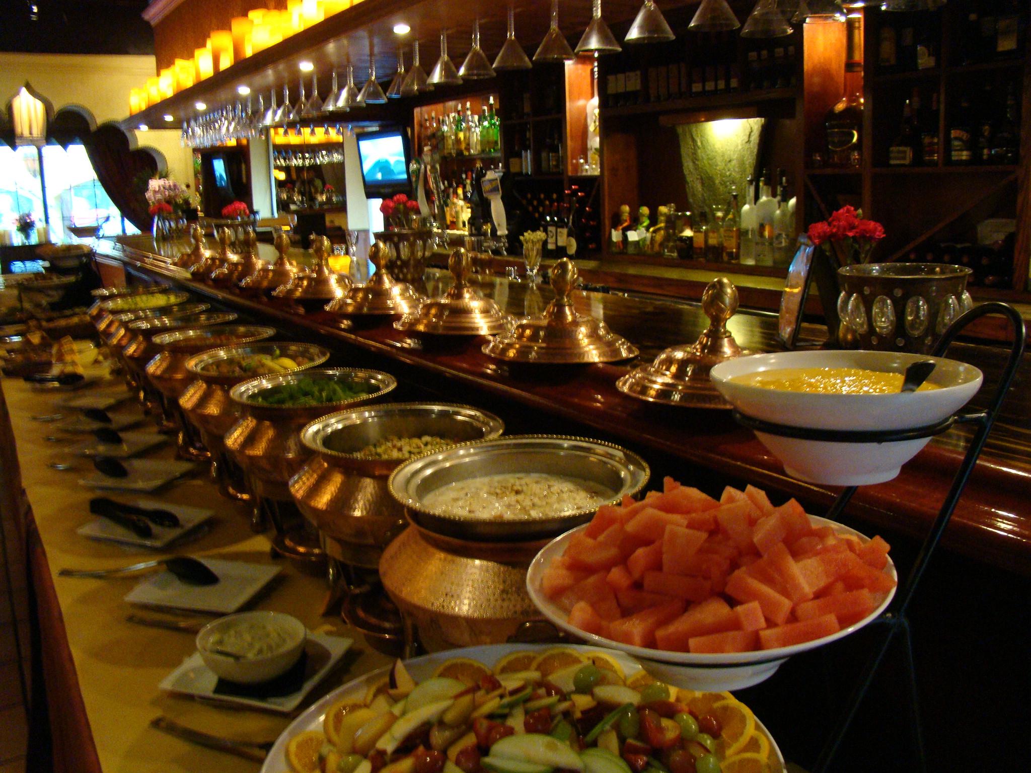 Easter Dinner At Restaurants  GoingOut India Restaurant Event Easter Buffet Brunch
