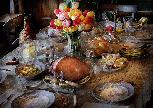 Easter Dinner At Restaurants  Easter Recipes and Menu Ideas from Real Restaurant Recipes