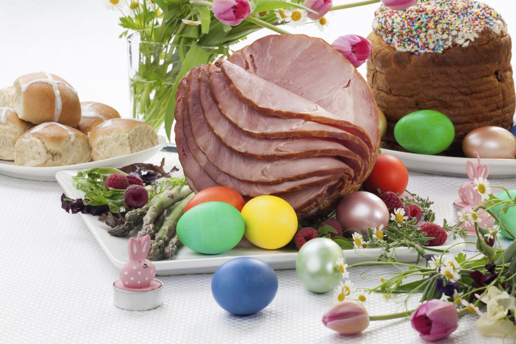 Easter Dinner At Restaurants  Tips For Making An Easter Ham