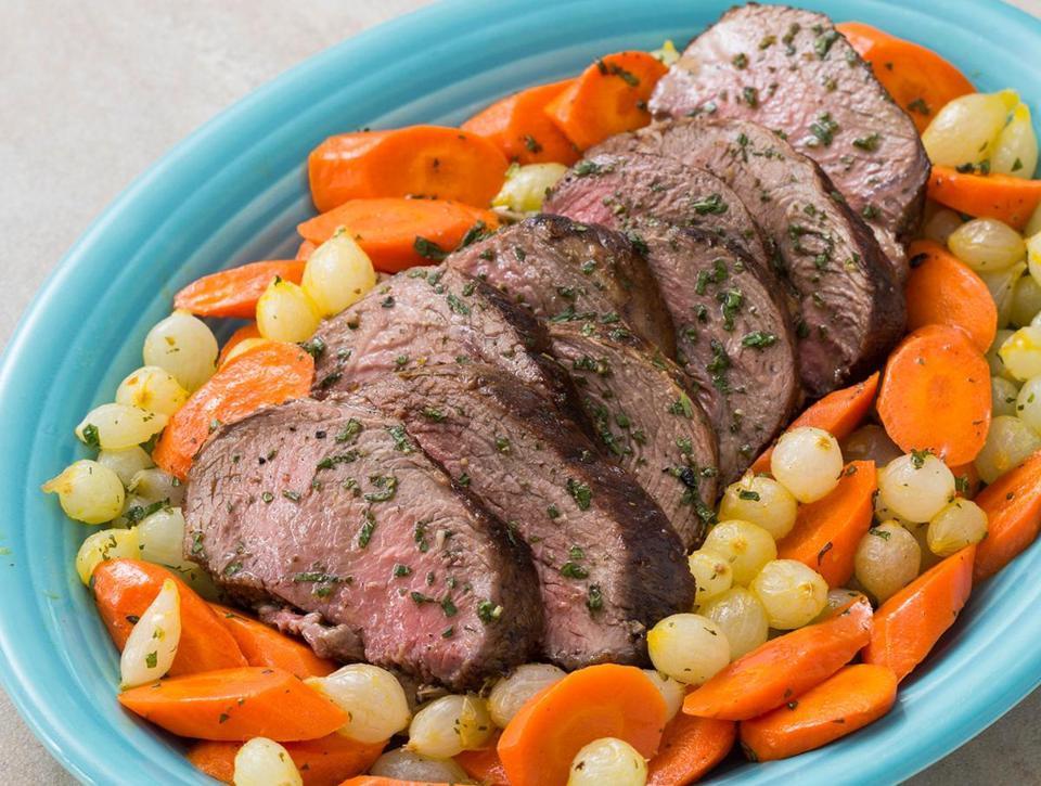 Easter Dinner Boston  Recipes Leg of lamb with fresh mint sauce for Easter