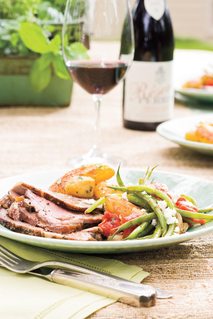 Easter Dinner Boston  Greek Easter Menus and Recipes Southern Living