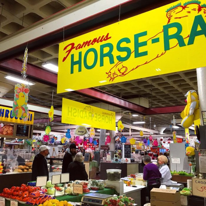 Easter Dinner Buffalo Ny  Broadway Market In Buffalo New York Is The Ultimate