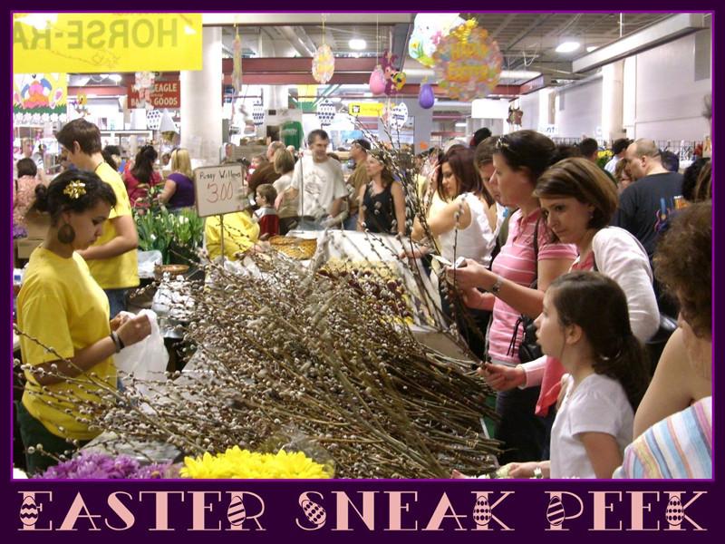 Easter Dinner Buffalo Ny  Sneak Peek – Easter Season The Broadway Market – Buffalo