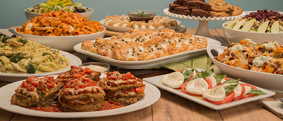 Easter Dinner Catering  Buca di Beppo Can Hop Over with Your Easter Catering