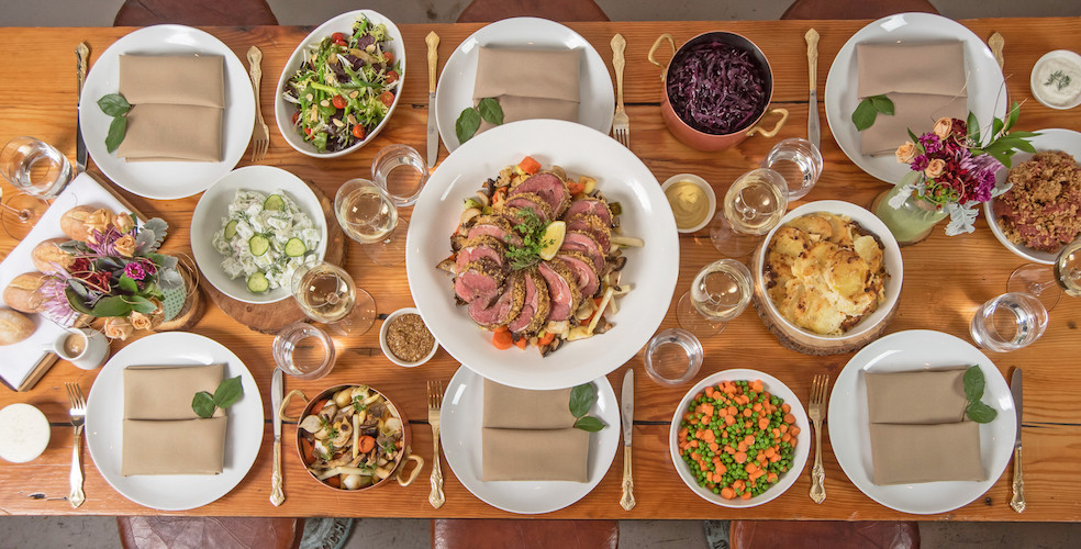 Easter Dinner Catering  12 Easter meals for holiday feasting in Vancouver