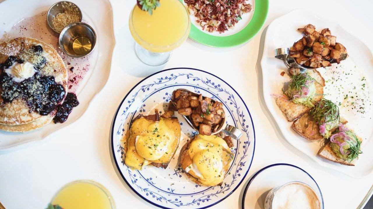 Easter Dinner Chicago  50 plus Easter brunch spots in Chicago and suburbs
