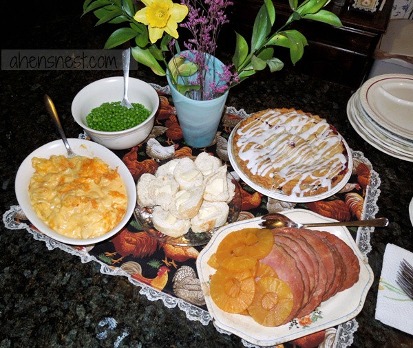 Easter Dinner Delivery  Schwan s Home Delivery Service delivers Easter Dinner