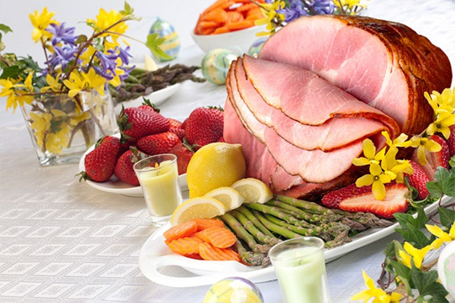 Easter Dinner Delivery  Holiday Tips The Easy Solution to Perfect Easter Ham