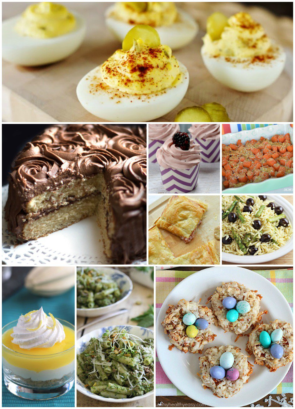 Easter Dinner Desserts  35 Easy Easter Recipes Rants From My Crazy Kitchen