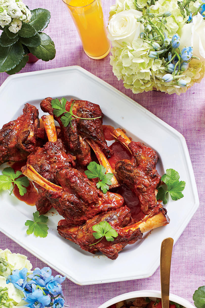 Easter Dinner Dishes  Traditional Easter Dinner Recipes Southern Living